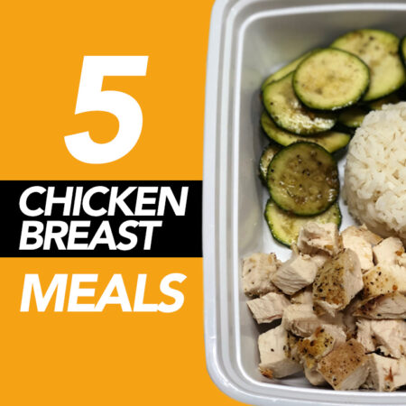 10 Meals for only $55